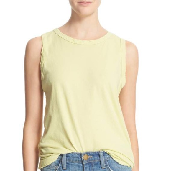 The Easy Muscle Tank in Navy. - size 0 / XS (also in 1 / S,2 / M) Current Elliott